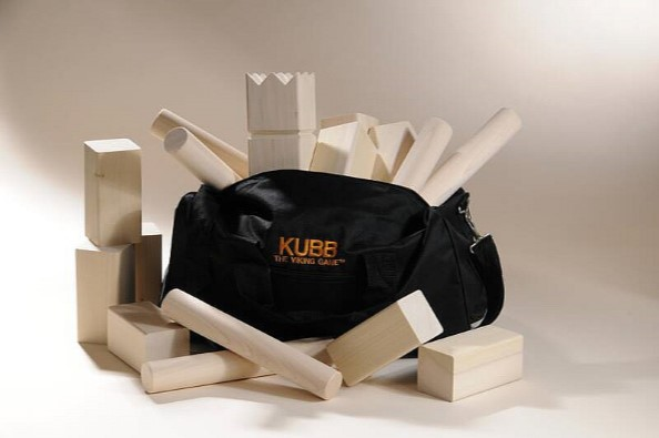 The Game of Kubb